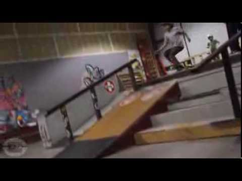 Evon Martinez Skate City Lock in part 2014 x powell