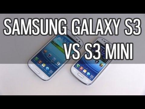 Samsung Galaxy S3 Mini Vs. IPhone 5 And Other New Galaxy Smartphones