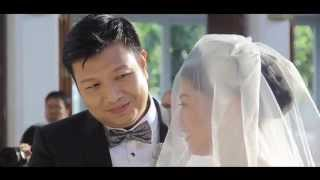 Baroy and Claudine On Site Wedding Film by Nice Print Photography