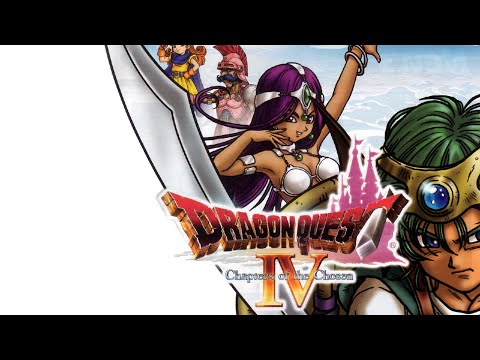 The Karstaway Stone - Episode 32 - Let's Play Dragon Quest IV