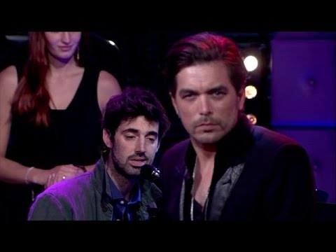 Waylon & Ruben Hein - Jazz - RTL LATE NIGHT
