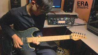 Trinity Rock & Pop Guitar Grade 8 Technical Focus The Crying Machine - Steve Vai Cover By Hong