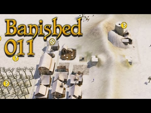 BANISHED [WQHD] #011 - Ruhrpott umme Ecke ★ Let's Play Banished