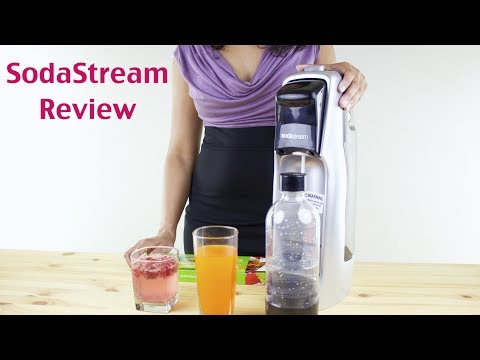 how to change sodastream cartridge