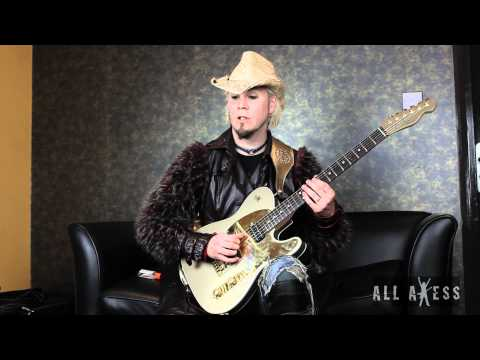 John 5 - The Art Of Malice Guitar Lesson Part 1.