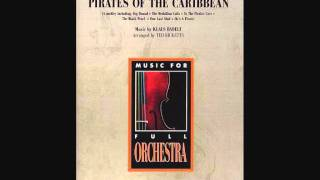 Pirates Of The Caribbean Klaus Badelt Arr Ted Ricketts