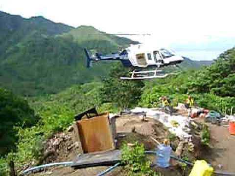 0 Sling Load and Lifting Operations by Airgurus in the Philippines Part 1