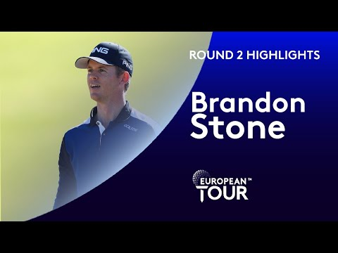 Brandon Stone Highlights | Round 2 | Portugal Masters