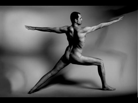 Nude Yoga Art