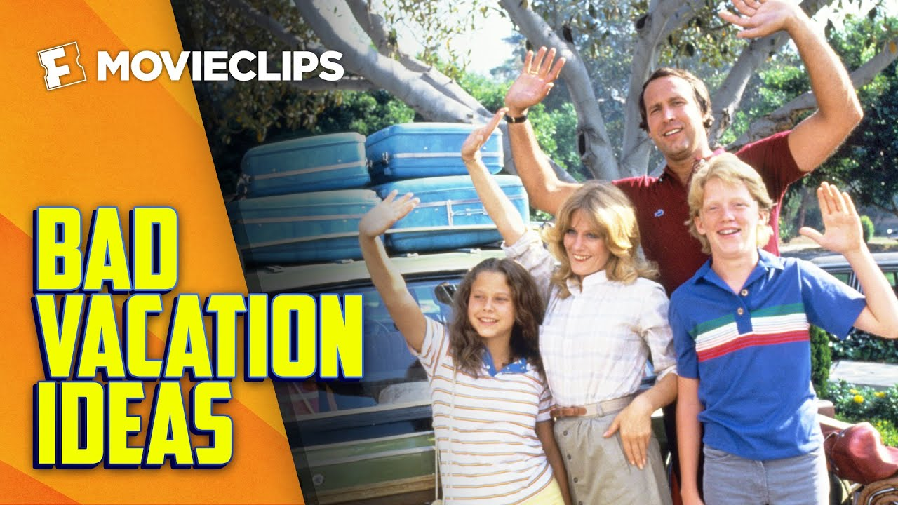 Bad Vacation Ideas According to the Movies (2015) HD