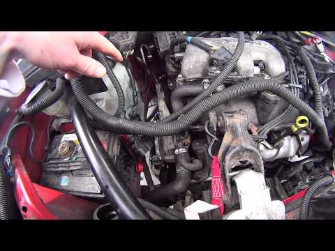 How to Fix & Repair a Front Timing Cover Seal GM 3400 3.4 V6