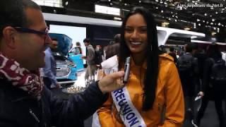Rencontre avec Miss Réunion 2018 - candidate à Miss France 2019