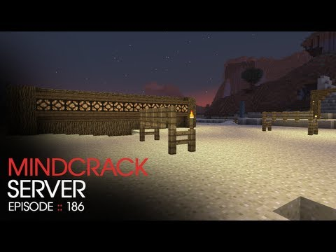 The Mindcrack Minecraft Server - Episode 186 - The best cowboy in the west!