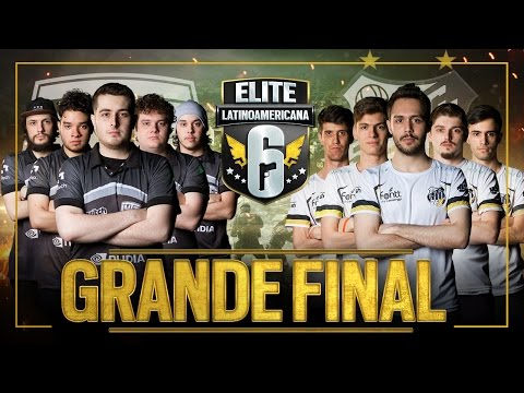 INTZ E-SPORTS vs SANTOS DEXTERITY | GRANDE FINAL | #EliteSix (PC) | SEASON 3