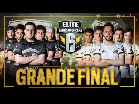 INTZ E-SPORTS vs SANTOS DEXTERITY | GRANDE FINAL | #EliteSix (PC) | SEASON 3