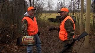 BOB FOULKROD PART 1 OF 2 - 2009 WIS. WHITETAIL GUN HUNT