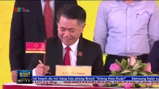 """Thời sự VTV1: """"BẢN TIN TÀI CHÍNH KINH DOANH SÁNG 23/4/2019"""""""