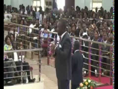 Pastor Victor Adeniji coveting spiritual gifts for supernatural turnaround pt 2 9th Feb 2014