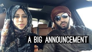 A BIG ANNOUNCEMENT (Vlog #75)