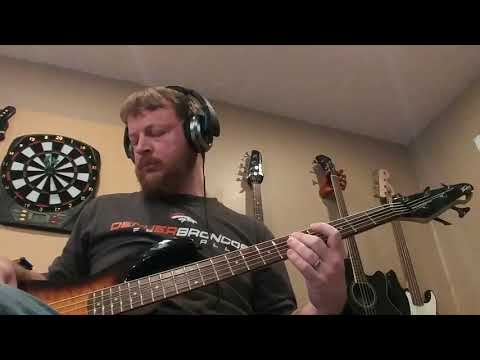 Stacys Mom by Fountains of Wayne Bass Cover