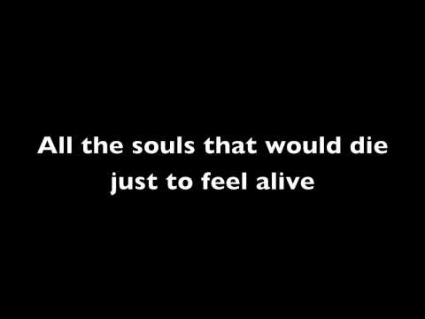Muse- Starlight Lyrics video