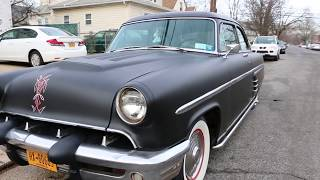 1953 Mercury Monterey Rat Rod For Sale~Flathead V8~The Ultimate Cruiser!!