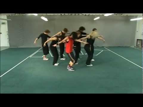 Thriller Coreografia Completa video