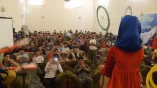 Kabul Residents Treated to Circus Act