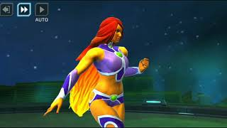 DC Legends KID FLASH and STARFIRE FIRST LOOK ENJOY