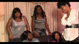 Runs Girls in Hot Exchange - Nigerian Nollywood Movie Clip
