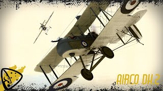 Rise of Flight: Airco DH.2