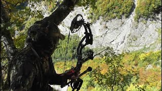 WILD Jaeger Chamois Bowhunt in the French Alps (Laurent Boson & Ricky Mills)