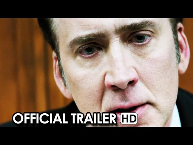 The Runner Official Trailer (2015) - Nicolas Cage Thriller Movie HD