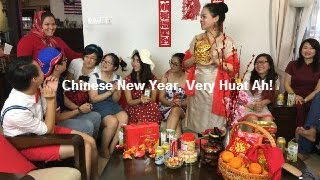 Chinese New Year Very Huat Ah Short Version