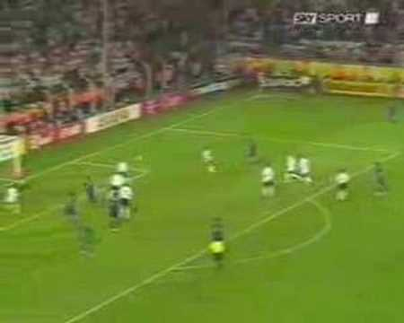 Fabio Grosso Goal against Germany 119th Video