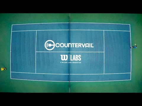 Wilson Countervail Racket Technology
