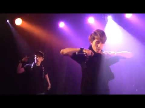 High4 20150319 33thconcert Ec.【day By Day   뱅뱅뱅】 video