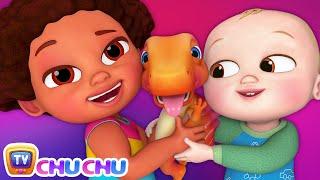 Chiku Had A Little Dino - ChuChu TV 3D Nursery Rhymes & Kids Songs