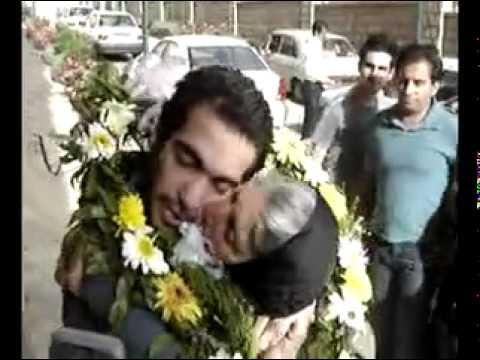 قسم به تو مادر - فیلم رهایی کاوه کرمانشاهی (2 خرداد 88