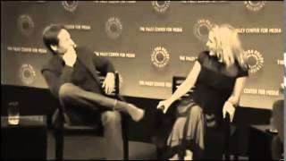 Gillian Anderson and David Duchovny : Illusion