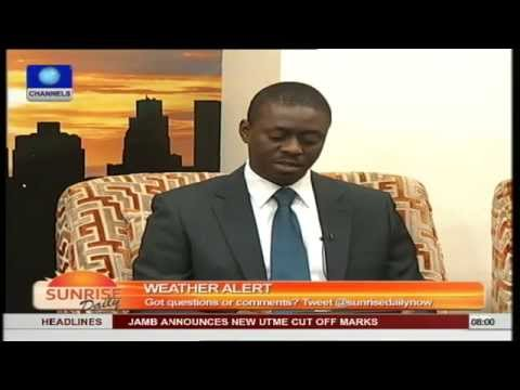 No Agency In Nigeria Can Handle Weather Threats -- Environmentalist Pt.4