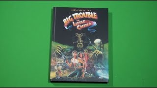 Big Trouble in Little China - '84 Entertainment - 2-Disc Lim. Col. Edition - Cover A