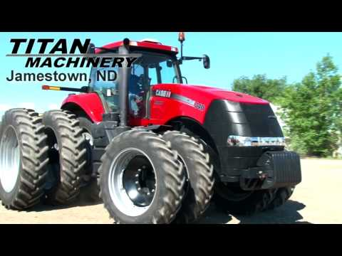 Case IH MX340 Tractor Sold on ELS!