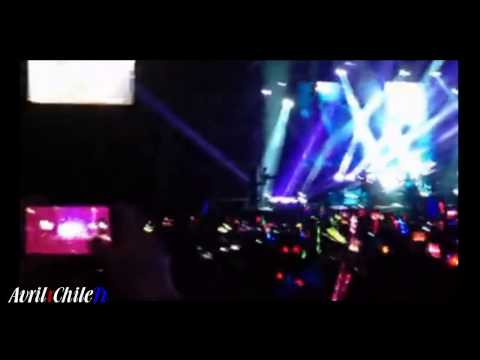 download lagu The Avril Lavigne Tour Complicated Live In Wuhan,china 25-02-2014 gratis