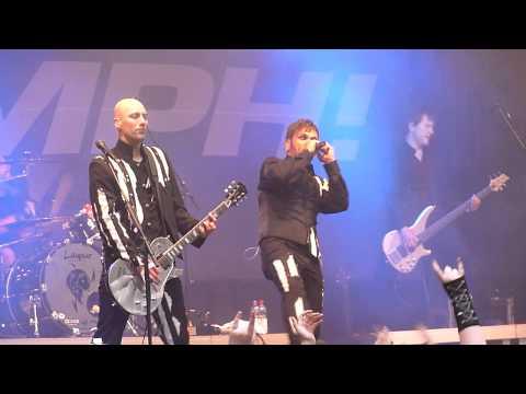 OOMPH! - DU WILLST ES DOCH AUCH, Castle Rock, Mühlheim ad Ruhr, 02.07.2011