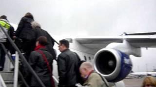 Abflug Berlin Tegel.MOV
