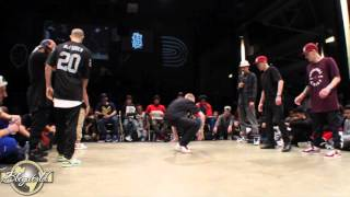 ARABIQ FLAVOUR VS OBC [3on3 QUARTER-FINAL] ▶ HIP OPSESSION 2016 ◀ ⓒ .BBoy World | France