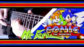 Sonic the Hedgehog:  Emerald Hill Zone || Mr. Feral (Metal Remix)