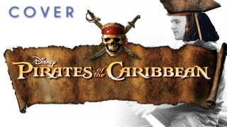 Pirates Of The Caribbean (piano cover & tutorial)