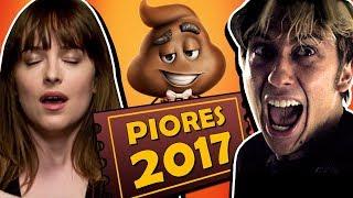 8 PIORES FILMES DE 2017